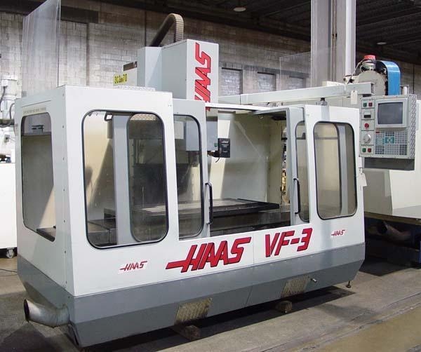Haas VF-3 CNC Vertical Machining Center
