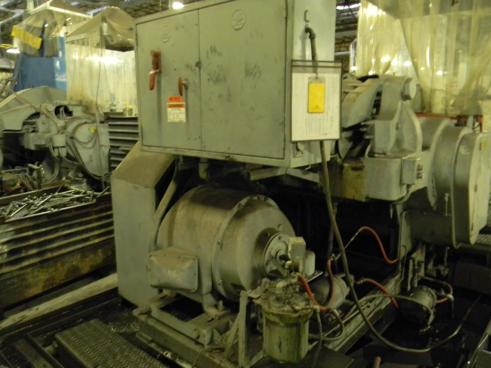 """1/2"""" National Machinery 3 Die Boltmaker"""