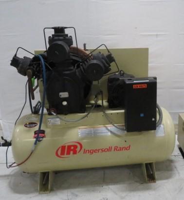 Ingersoll Rand Used 15TE15 Air Compressor, 15hp, 208V