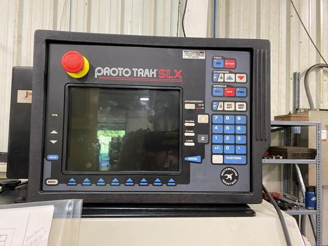 Southwestern Industries Trak  TRL-2460SX (2008) CNC Lathe, SLX CNC Control,