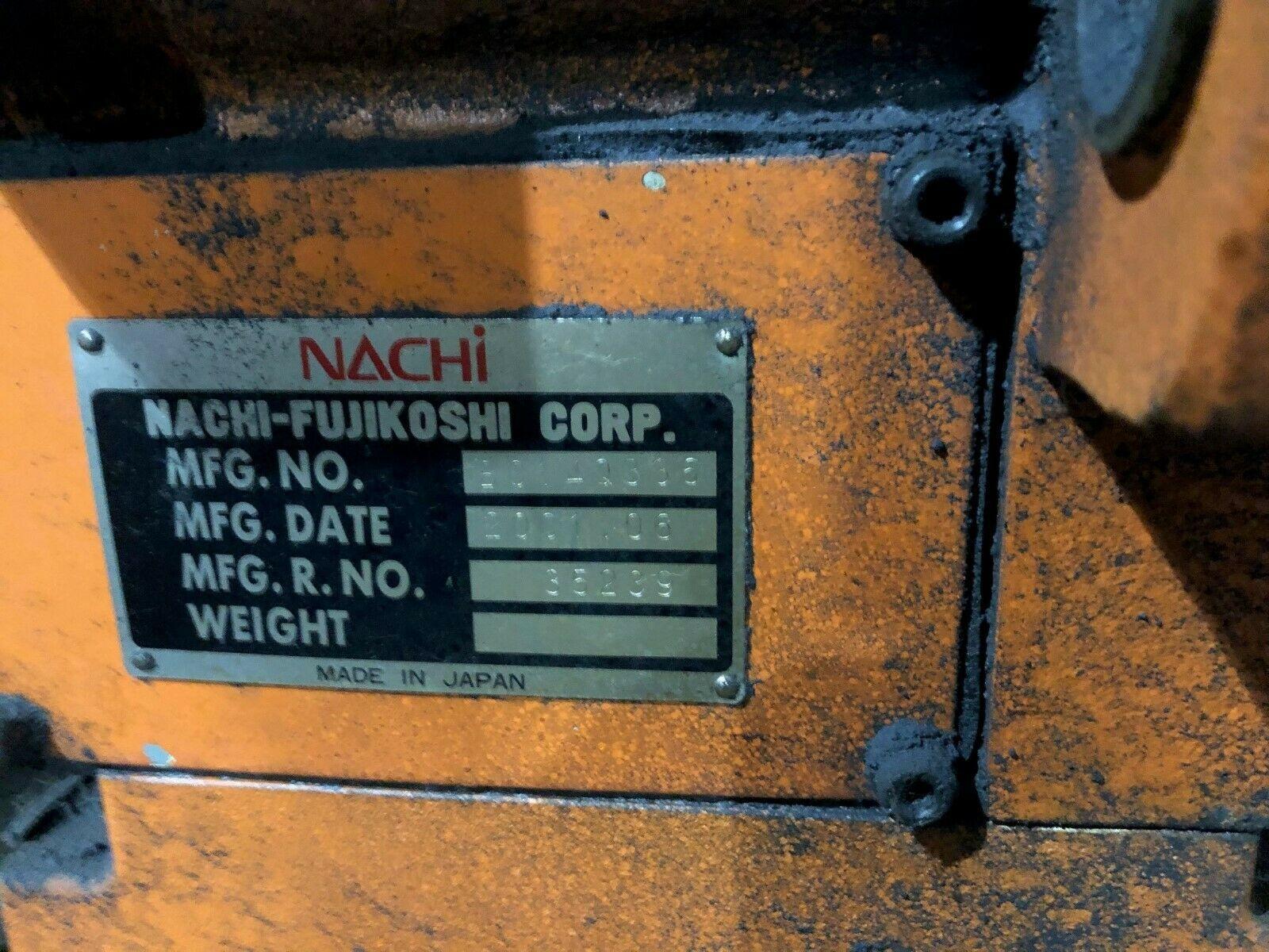 NACHI ROBOT WELDING ARMS
