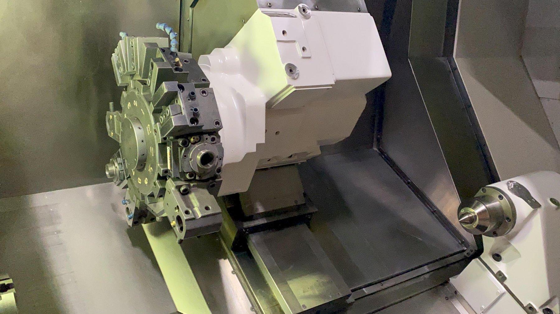 Okuma Spaceturn LB3000EX-MY Horizontal CNC Lathe