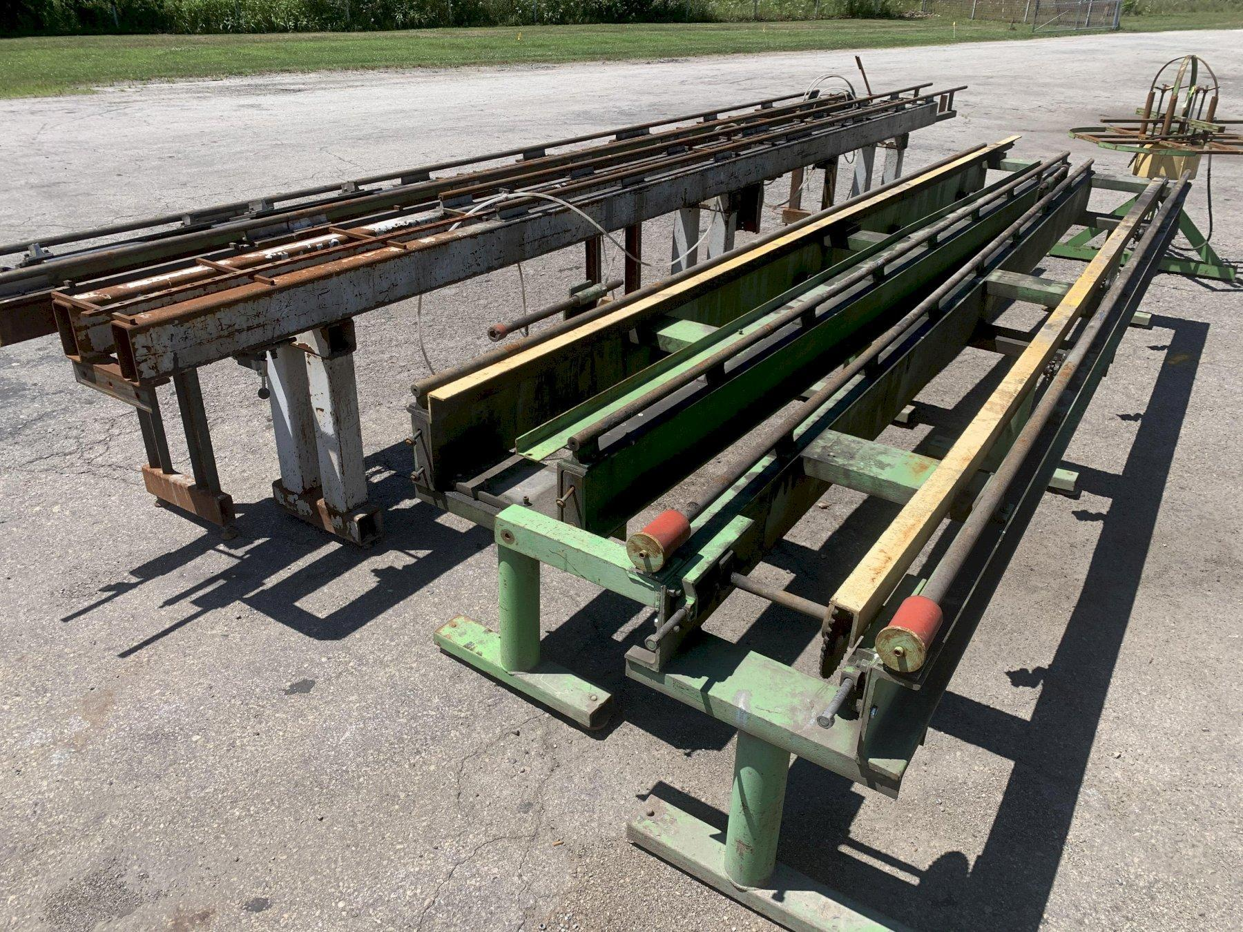 TUBE MILL TABLES: STOCK 13287