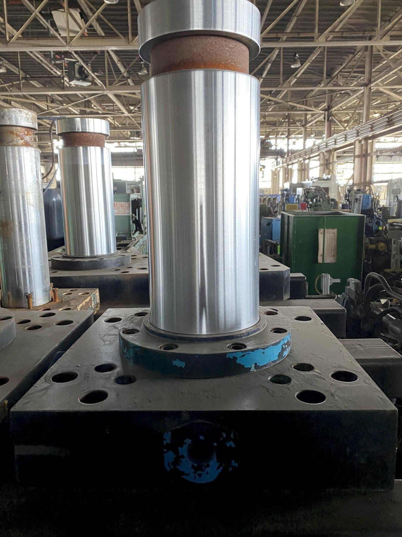 """12"""" X 48"""" Yates Hydraulic Cylinders, 2008 4 AVAILABLE"""