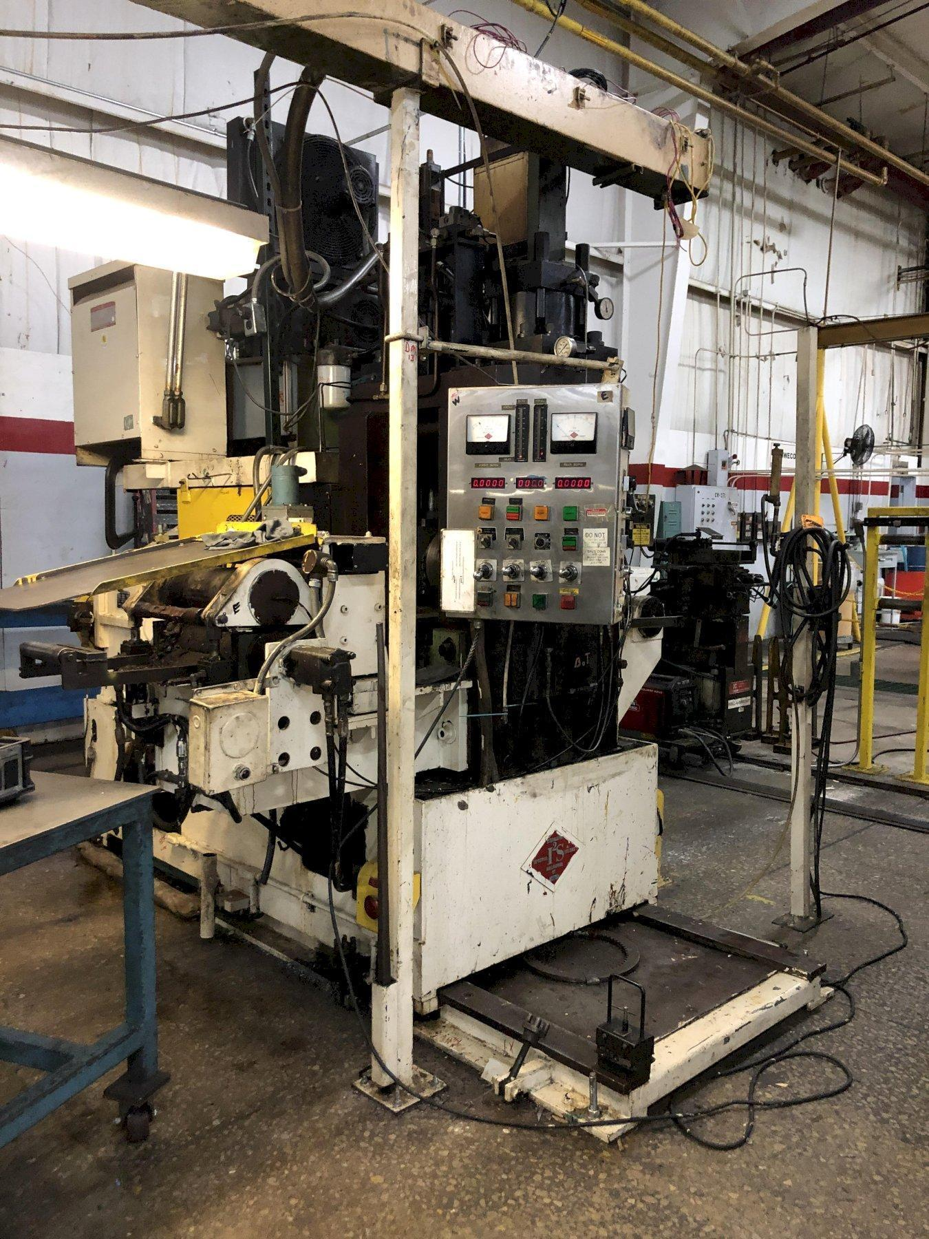 """12"""" I2S 2-HI ROLLING MILL / REDUCING SIZING MILL: STOCK #0951921"""