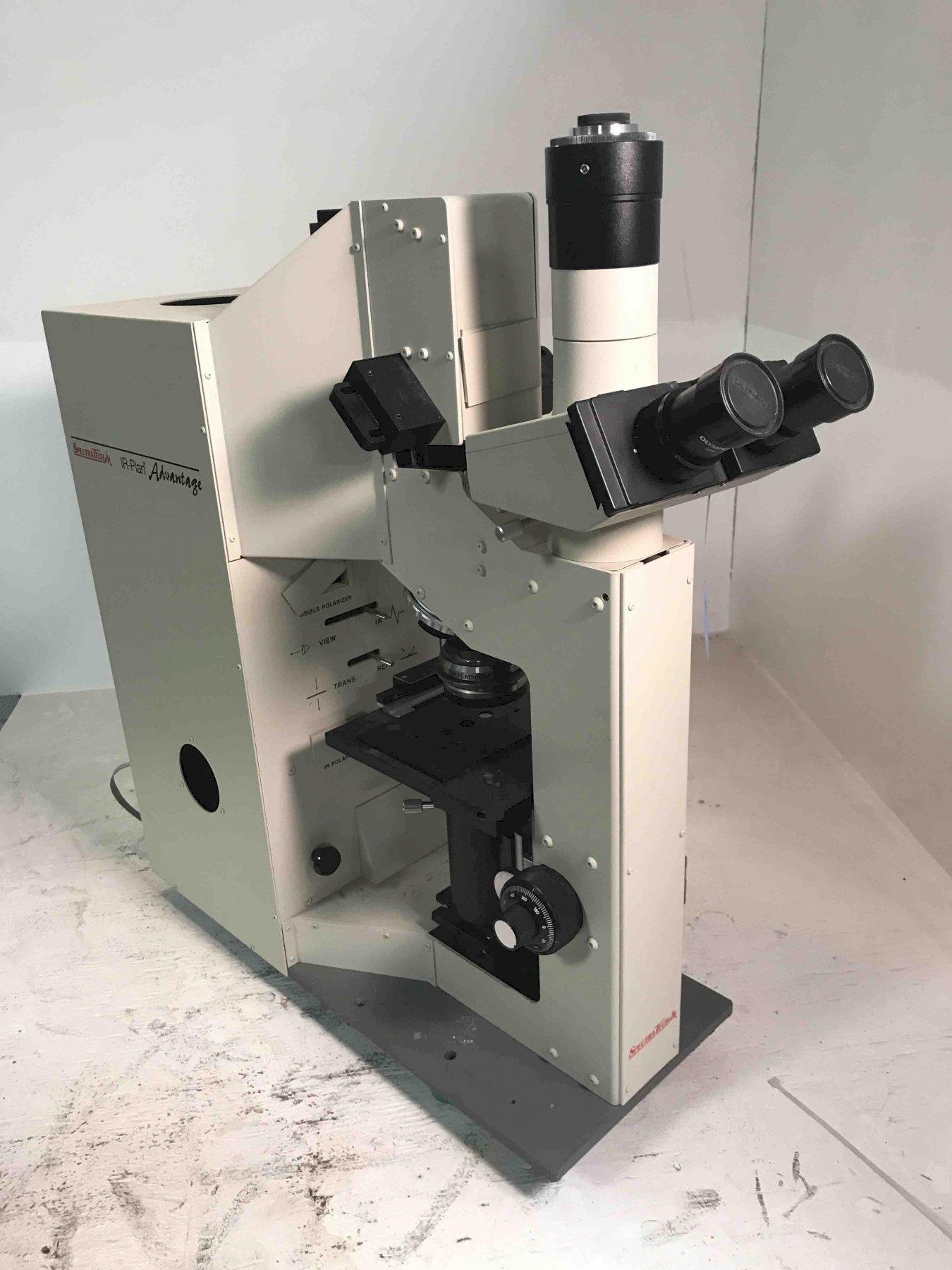 Spectra-Tech IR-Plan Infrared analytical Microscope MODEL 912A0366