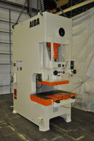 165 TON AIDA GAP FRAME PRESS