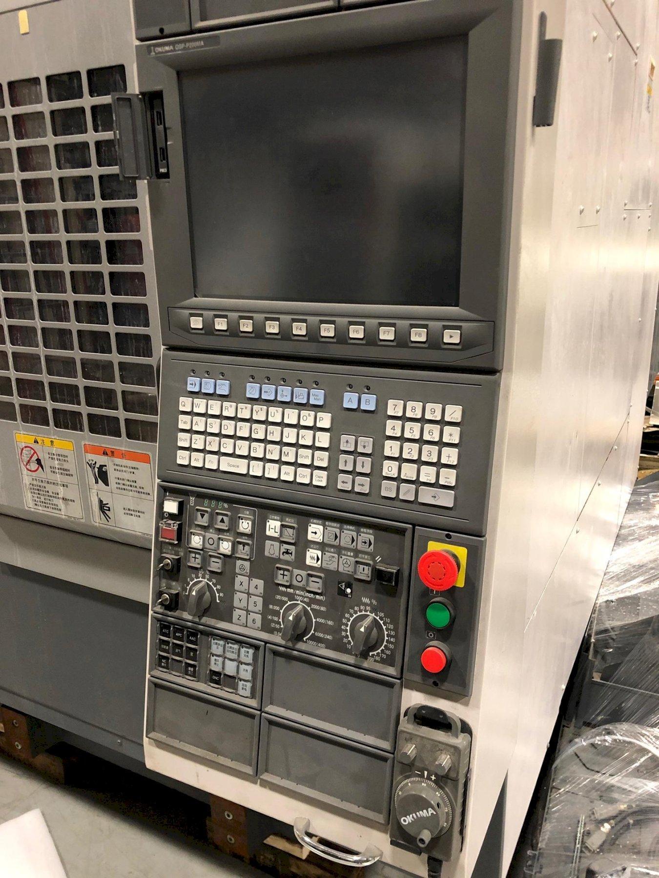 2012 OKUMA MB-56VA CNC Vertical Machining Center