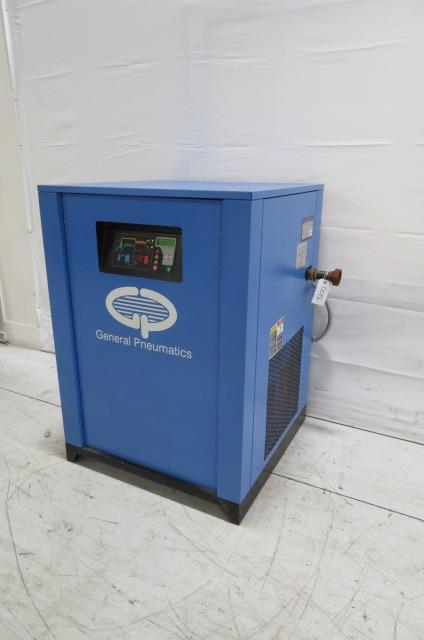 General Pneumatics Used TKF200A Air Compressor, Yr. 1999, 1hp