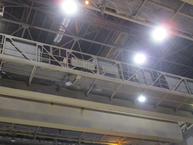 Morgan Engineering 25T/15T Bridge Crane