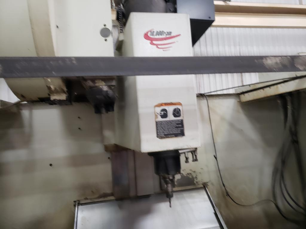 2003 FADAL VMC-6030 CNC Vertical Machining Center