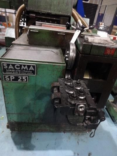 SACMA Model# SP25 PROGRESSIVE HEADER   Our stock number: 114461