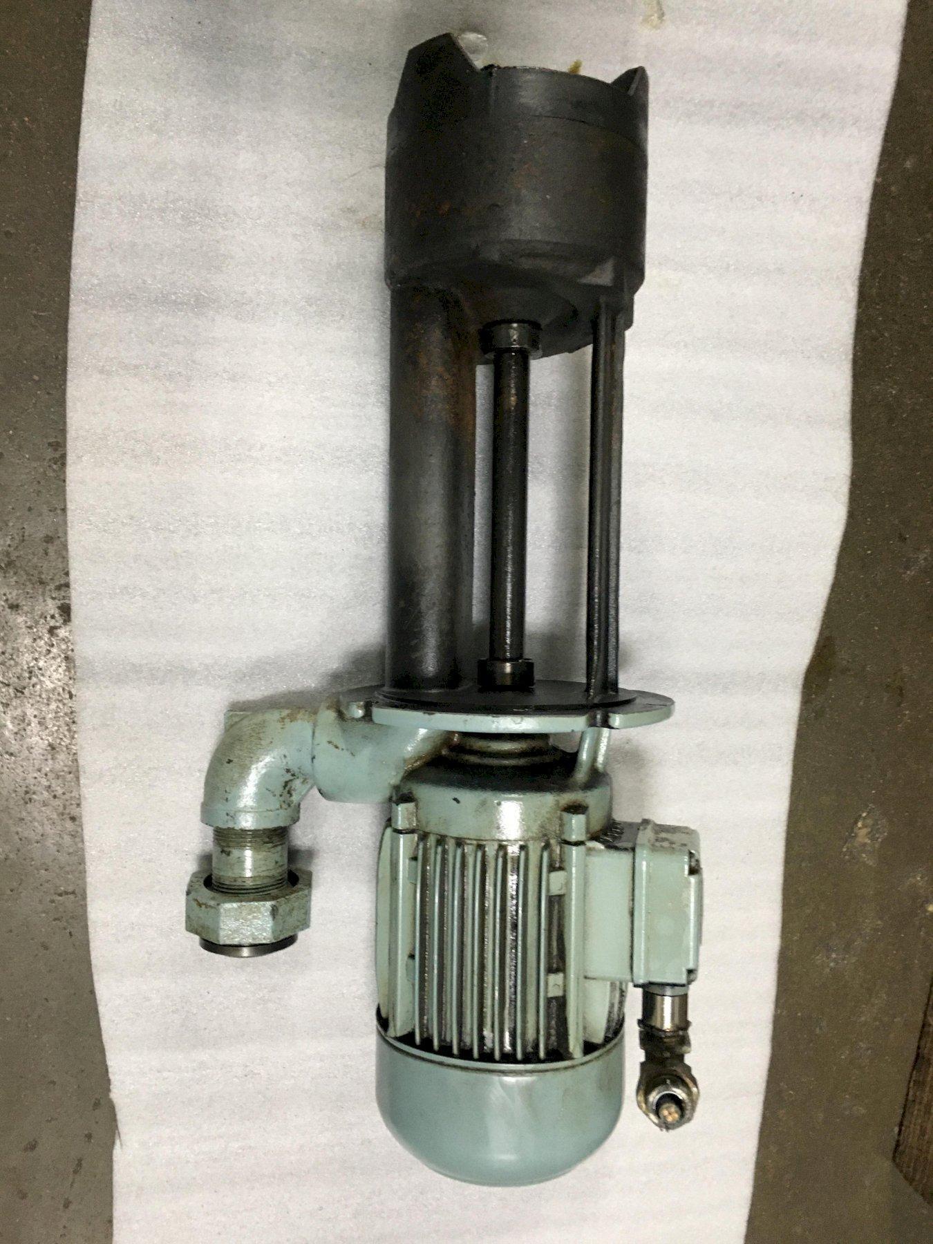 BRINKMANN IMMERSION PUMP, Model TA302S320, 40 GPM 1.5HP, 230/460, 3200 RPM.