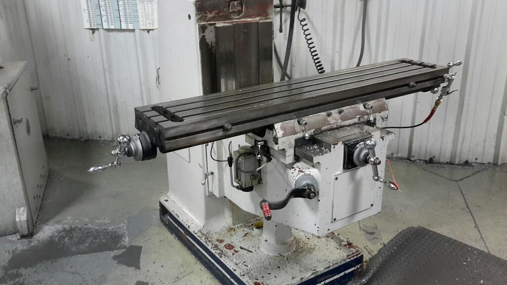 Vectrax GS-20F Knee Mill