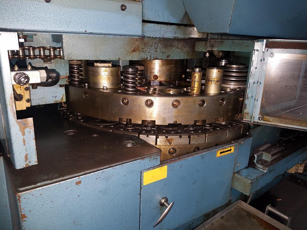"1985 Amada Pega344, 30 Ton, 40"" x 40"" CNC Turret Punch"