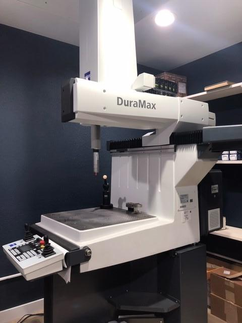 2018 Zeiss Duramax 5/5/5 CMM, Vast XXT TL3 scanning probe head