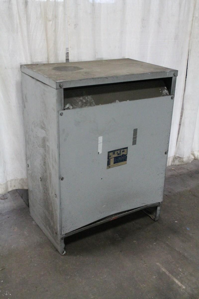 145 KVA G S ELECTRIC THREE PHASE TRANSFORMER:  STOCK #65975