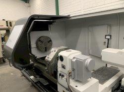 2012 HANKOOK Protec 7NB - CNC Horizontal Lathe