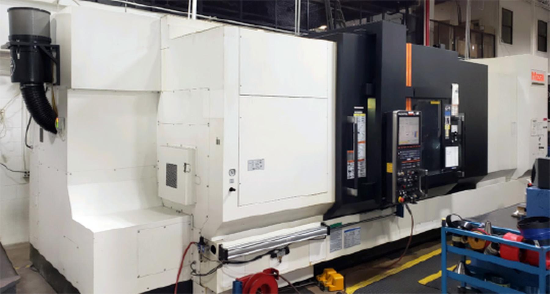 USED, MAZAK QTN 500-LBB CNC LATHE