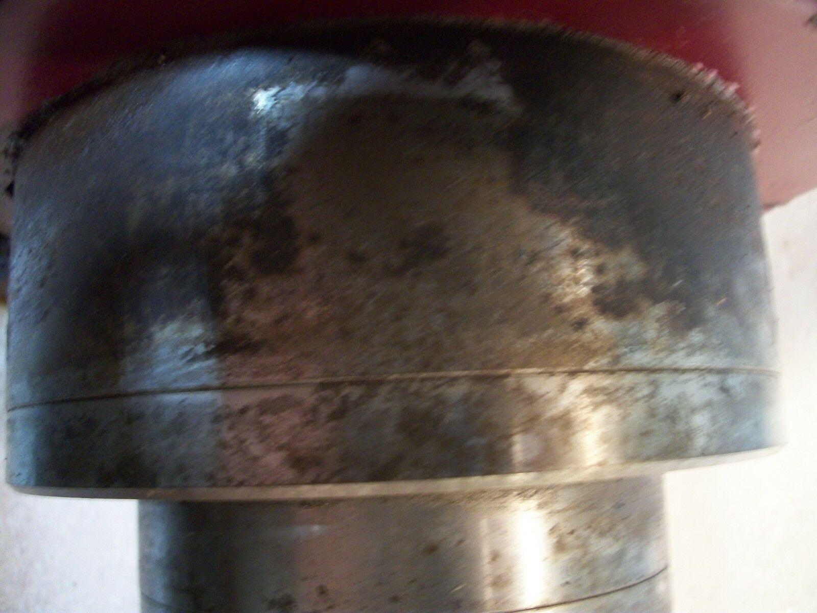 Heald Red Head 33000 rpm High Frequency Spindle Made by Gamfior