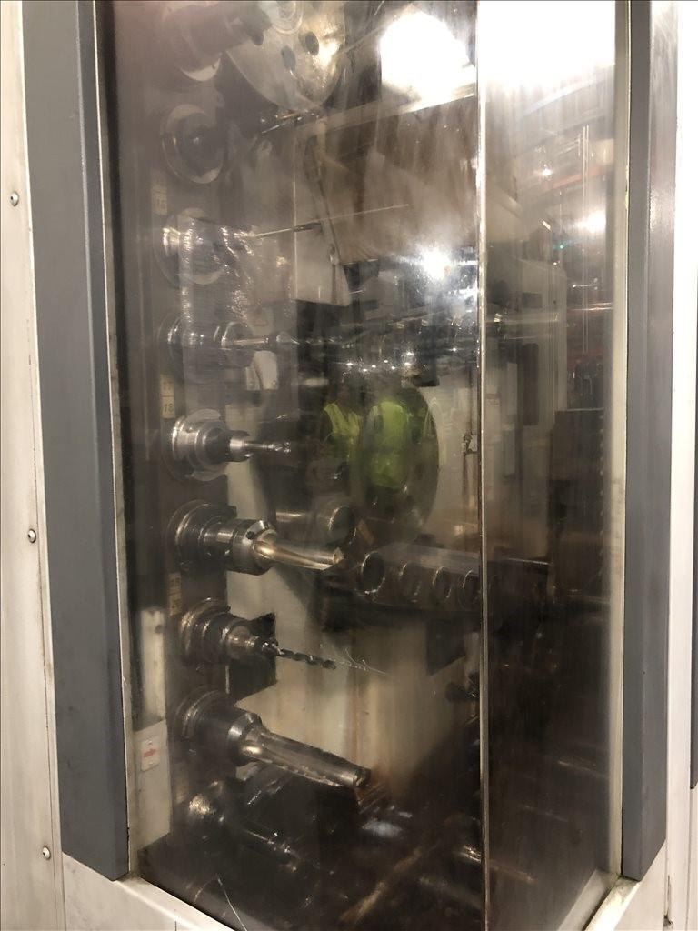 Mori Seiki SH8000 Horizontal Machining Center