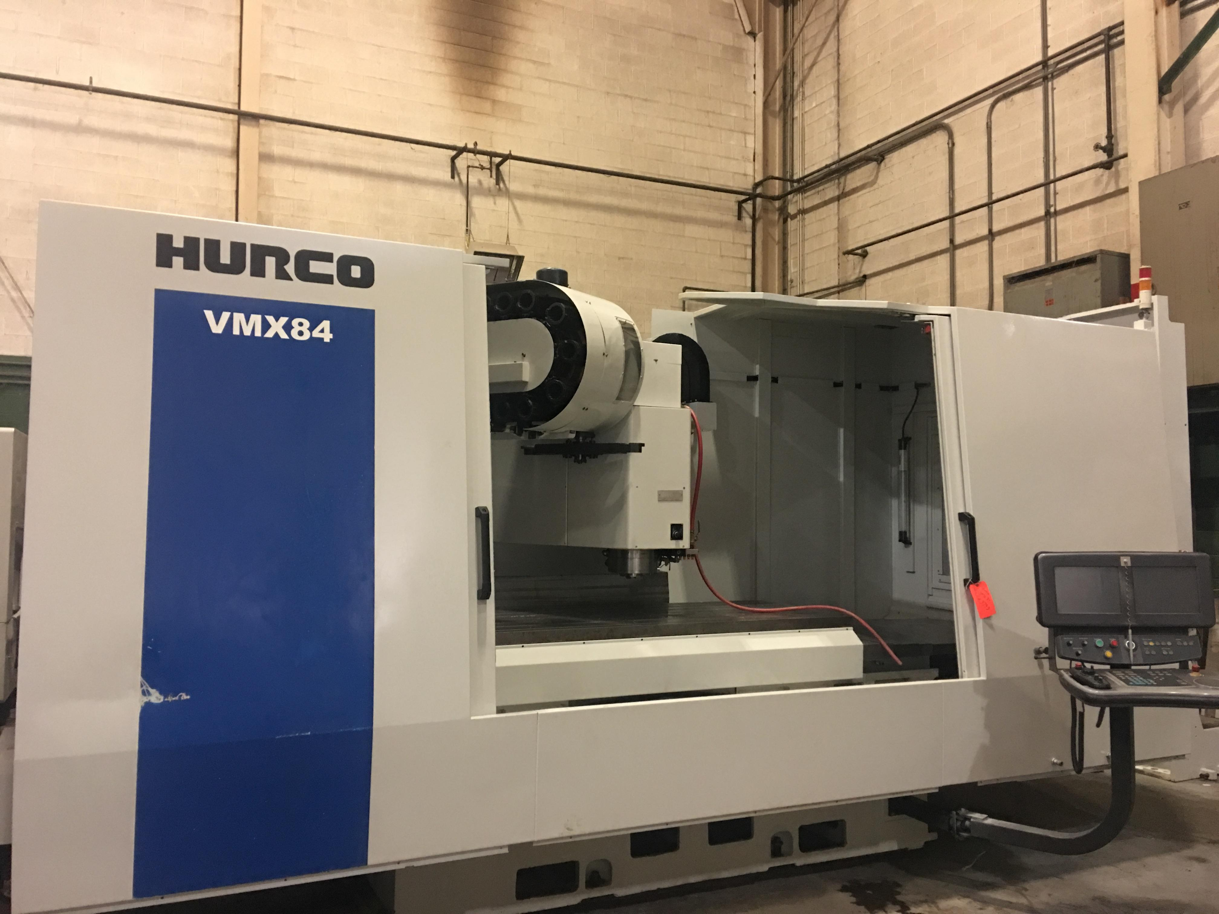 HURCO VMX 84 - Machining Centers, Vertical | Machine Hub