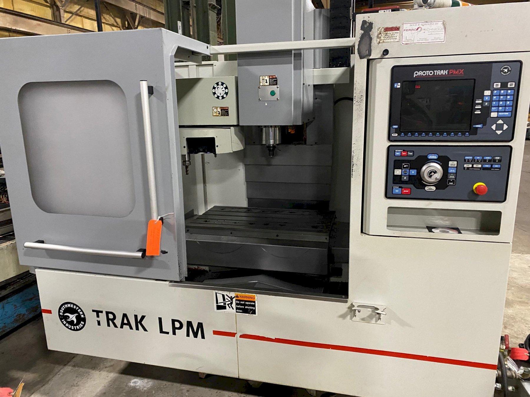 Southwestern Industries TRAK LPM Vertical Machining Center