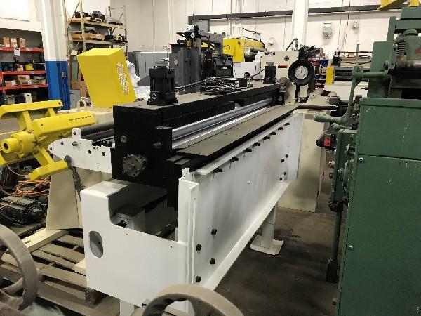 P/A Industries Servo Roll Feed Press Feed 60