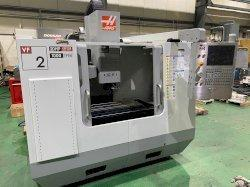 2008 Haas VF-2D CNC Vertical Machining Center