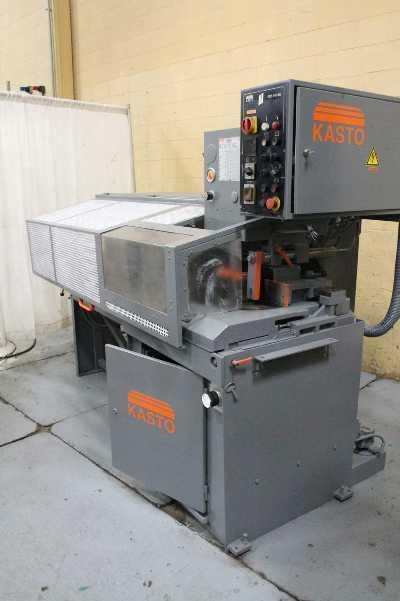 Kasto #GKS 400 AU/1200 Automatic Circular Saw