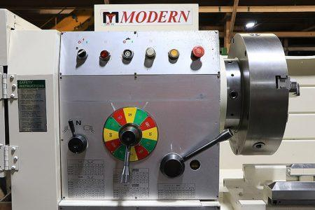 """26""""/35"""" X 120"""" MODERN MODEL 3A 26120-6W GAP BED ENGINE LATHE"""