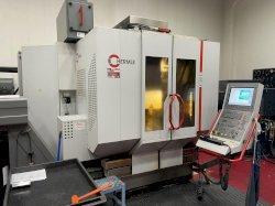 Hermle C20U 5-Axis CNC Vertical Machining Center, Heidenhain TNC530, 11