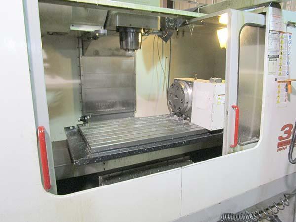 HAAS VF-5/50 CNC Vertical Machining Center
