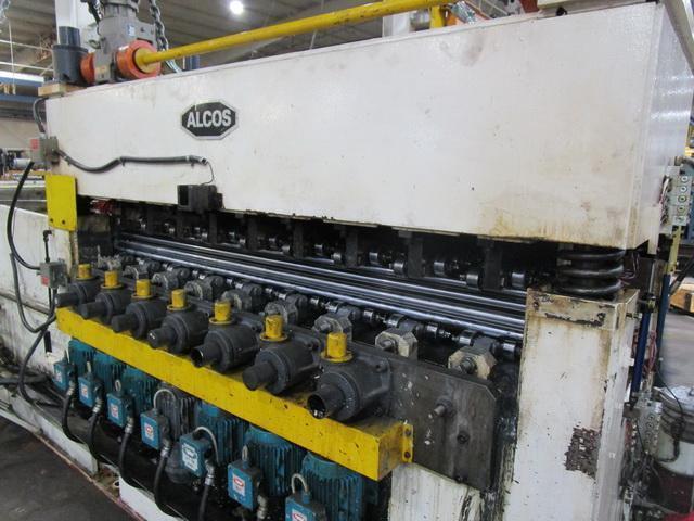 ALCOS 6 HI Precision Leveler 72