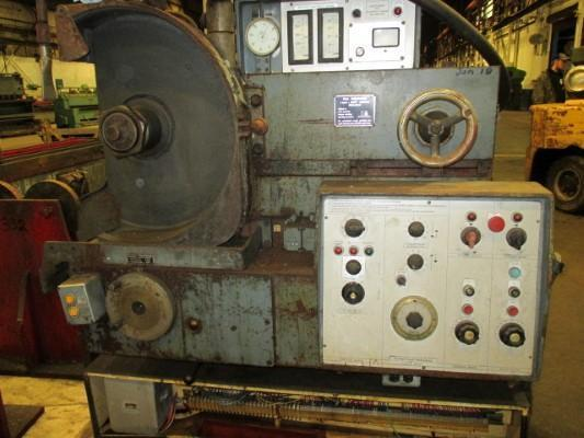 """24"""" X 98.5"""" HERKULES MODEL #WS-300 ROLL GRINDER   Our stock number: 110919"""