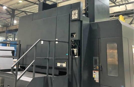 MAZAK INTEGREX e-1060V/8 II CNC Turning & Milling Center