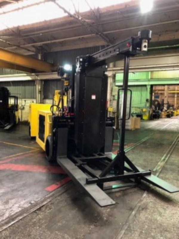 NEW HOIST MODEL FR40-60 LIFT TRUCK