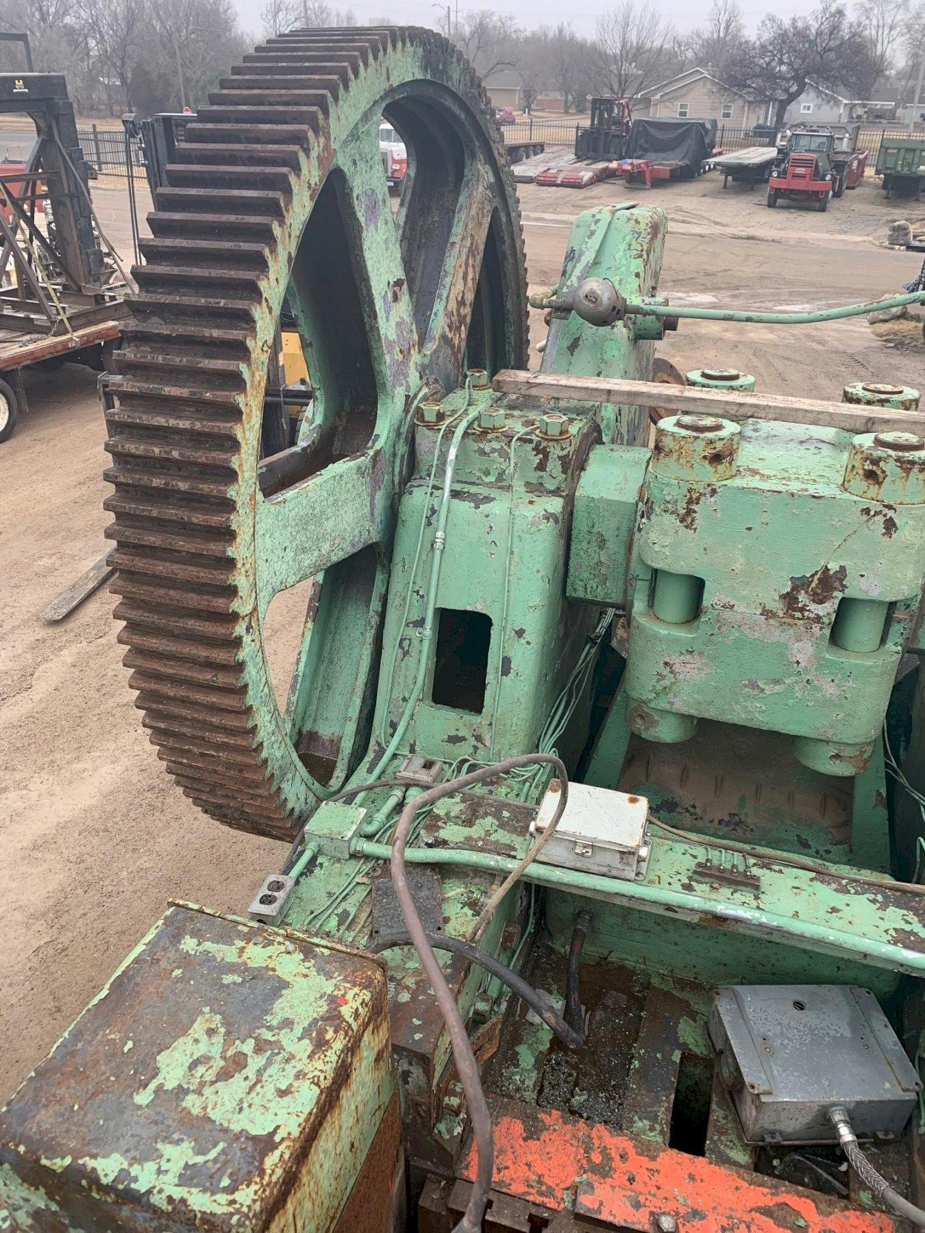 1200 TON MINSTER #90 KNUCKLE JOINT PRESS: STOCK 71516