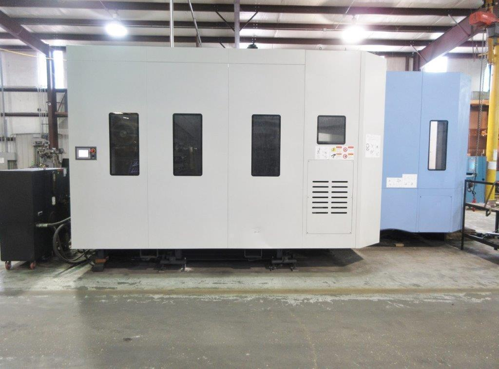 Doosan NHM 6300 CNC Horizontal Machining Center 2014