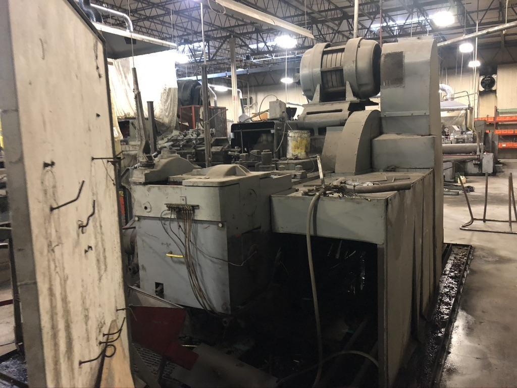 "3/4"" National Machinery 3 Die Boltmaker"