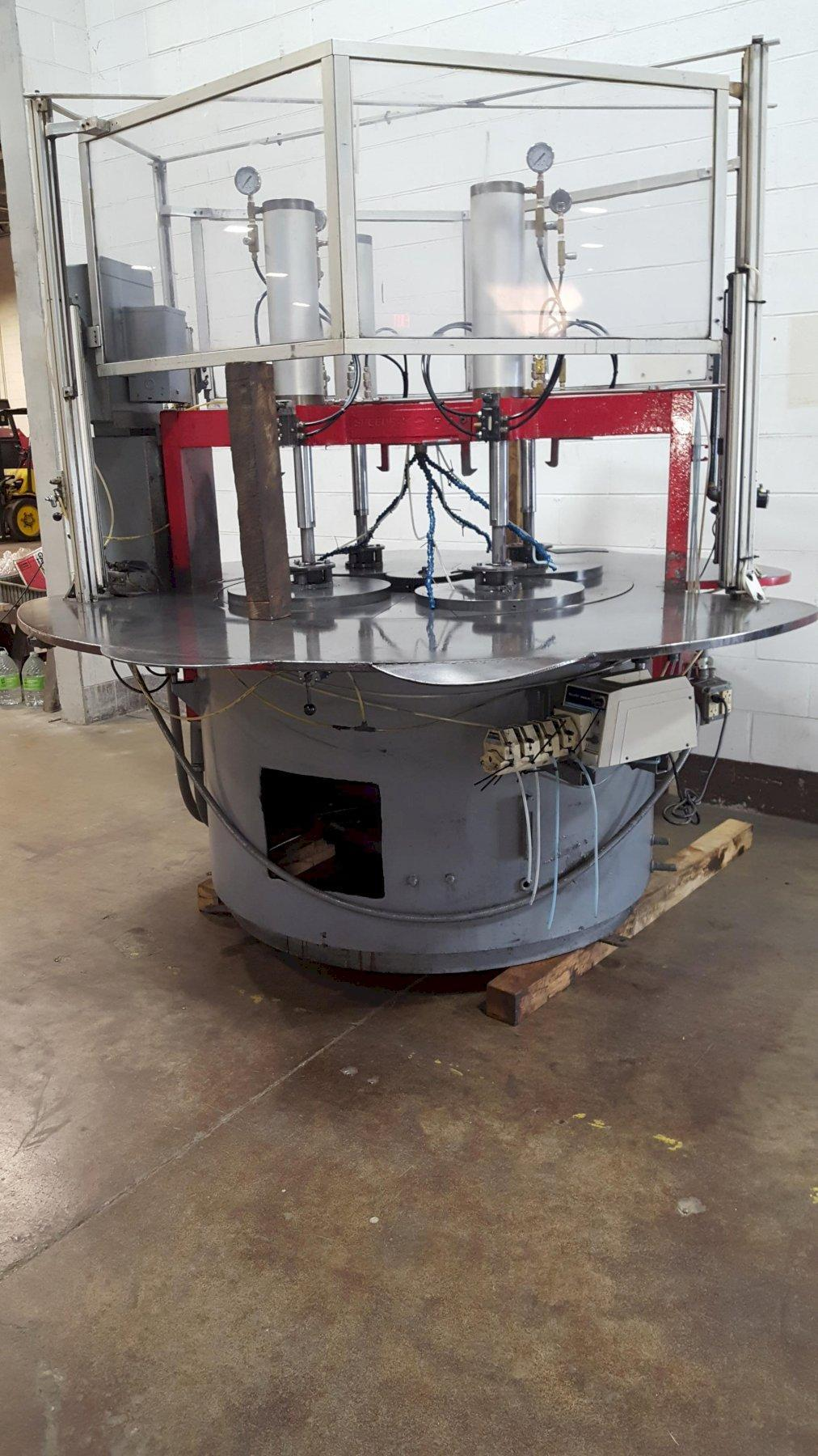 "48"" Speedfam BTAW Single Sided Lapping Machine"