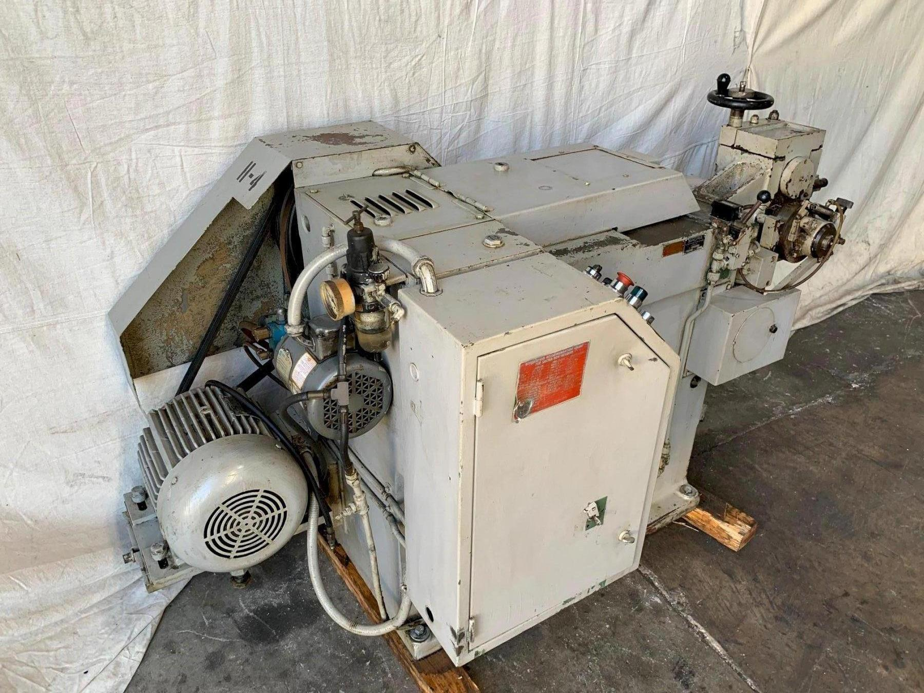 """3/16"""" Sacma Model SP-01 DSSD High Speed Cold Header"""