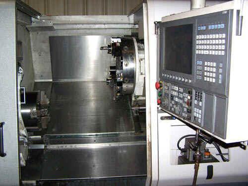 OKUMA CAPTAIN L-470BBM, OSP P-200 CNC