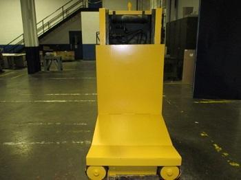15,000 L-SHAPED REVOLVATOR COIL CAR   Our stock number: 112693