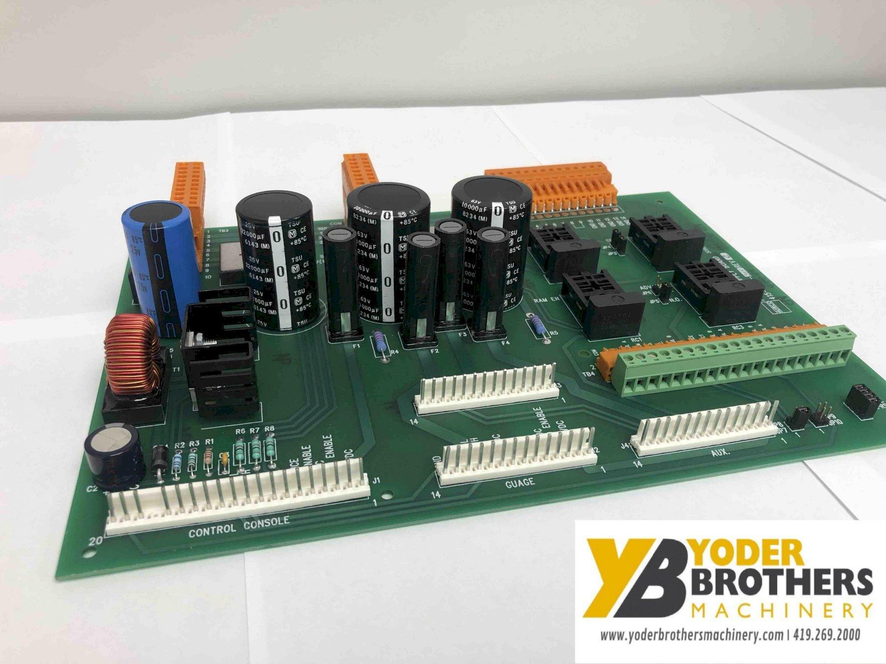 Press Brake Power Supply; Stock #13254
