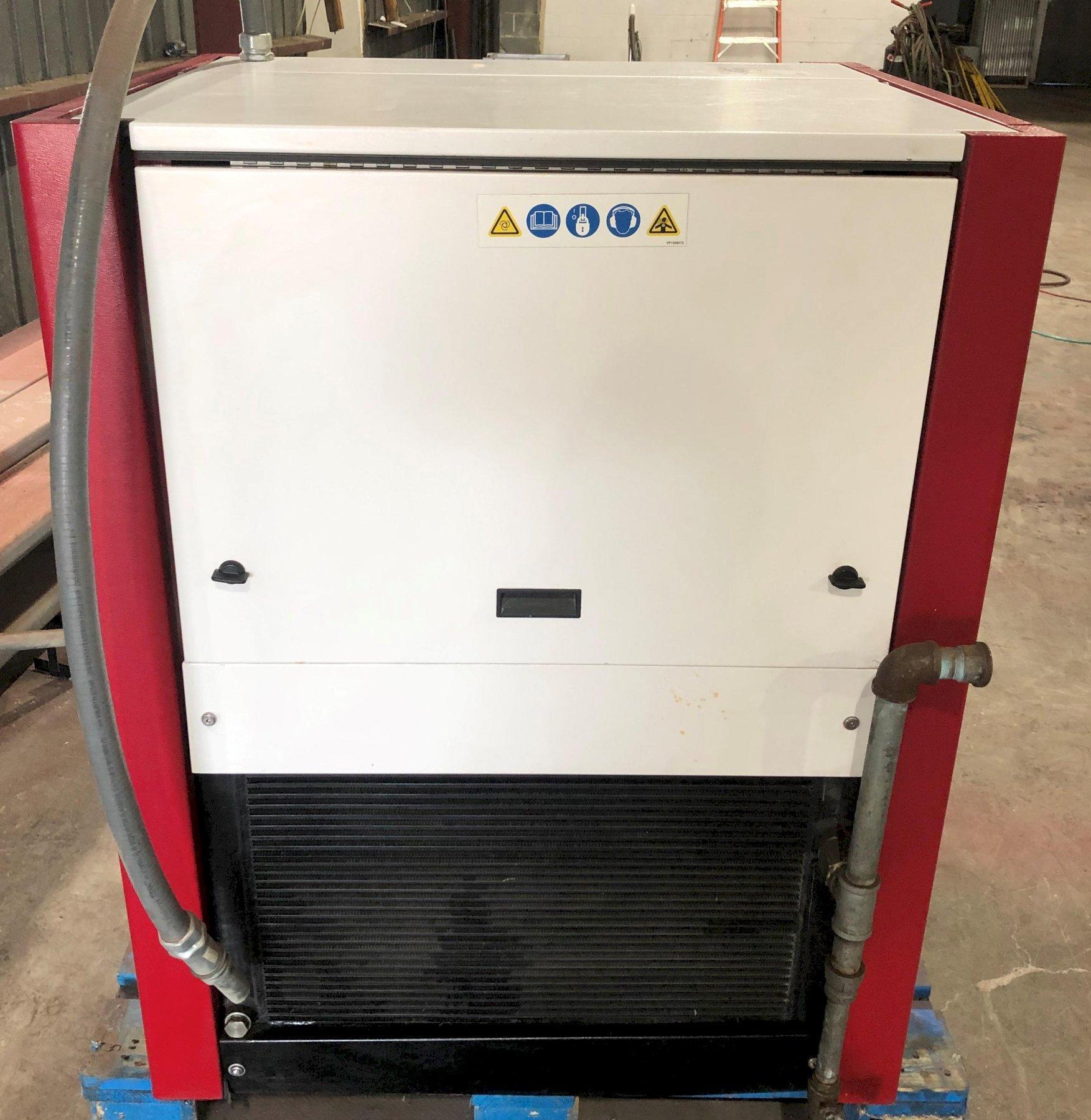 20 HP Gardner Denver Rotary Air Compressor, 125 PSI, Excellent