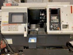 2003 MAZAK QTN 200MS Horizontal CNC Lathe