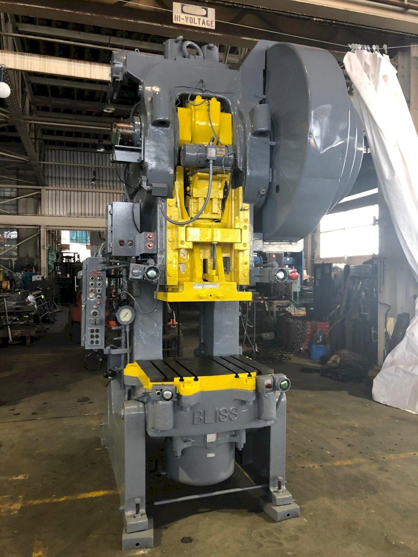 125 Ton Bliss OBI Press