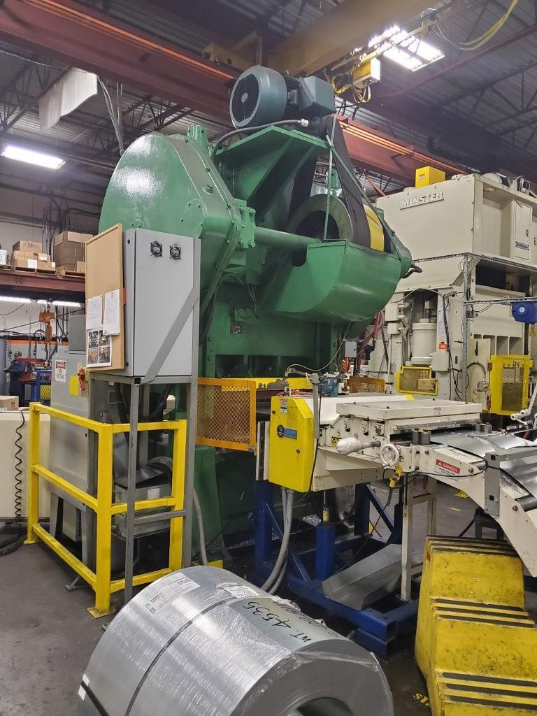 Minster 150 Ton Press