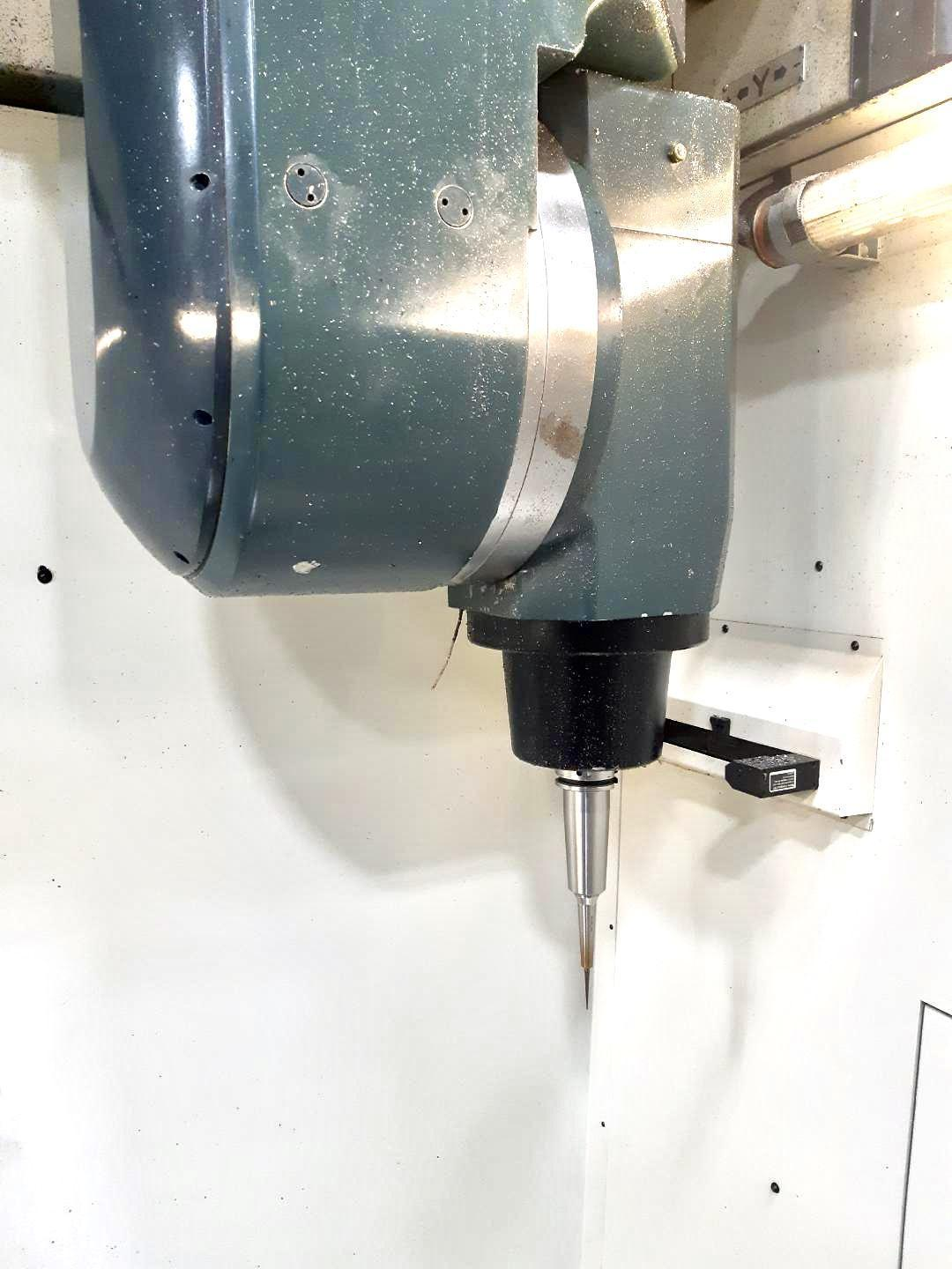 PARPAS DIAMOND 5 AXIS 2012  Third party inspection was done, see the report!